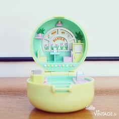 Mini univers de Polly Pocket eBay