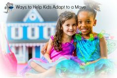 Ways to Help Kids Adapt to a Move Ever moved when you were a child? Moving can drastically change their precious little world but the #REMAXBlog can help with these kid-friendly tips to moving.