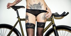 Ink. Bike. Lace.