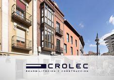 Fotografías para Crolec, de la rehabilitación de un inmueble en la Plaza de España nº3 de Valladolid. Plaza, Multi Story Building, Pictures