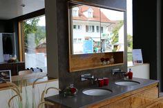 Spiegelschrank, Vogelaugenahorn Mirror, Bathroom, Furniture, Home Decor, Washroom, Decoration Home, Room Decor, Mirrors, Home Furnishings