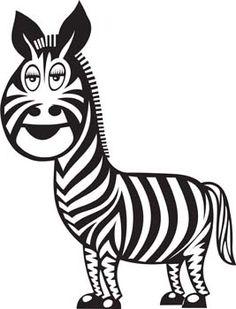 free vector Zebra 1