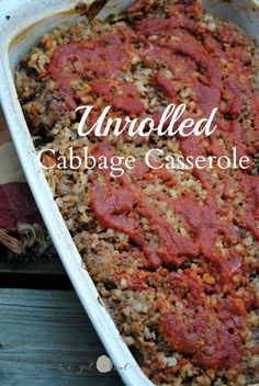 Cabbages, Cabbage roll and Cabbage rolls recipe on Pinterest