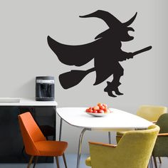 Wicked Witch of the West Vinyl Die-Cut Peel N/' Stick Decals// Stickers