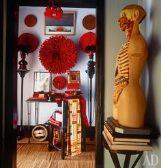 Cultured Home --- Juju Hats, Zulu Hats, Kente