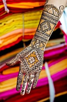 karva chauth Bridal Mehndi Designs