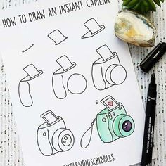 Need some simple doodle art for beginners?! This post is FOR YOU! The perfect way to liven up your bullet journal is with art and little doodles so click through to view all of these fabulous EASY doodling tutorials, that are ideal for all skill levels. Are you ready to take your bullet journal to the next level? Give these simple planner doodles a try. Each one requires just a few easy steps and a bit of confidence. #doodle #doodling #howtodraw #bulletjournal #bujo #summer