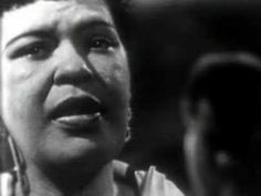 Feelin' kinda down 2day, somehow the blues seems appropriate. Lady Day sings about sorrow so well.