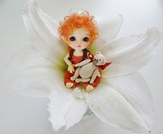 Flower Fairy | por Desertmountainbear Fairy World & Fantastic Creatures Keka❤❤❤