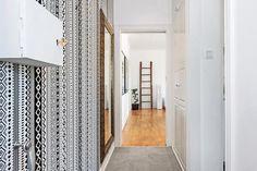 Tiny hallway