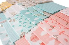Storybook fabric collection by Kate & Birdie Paper Co. for Moda Fabrics