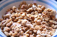 Anti-Inflammation Granola Recipe REVAMPED