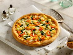 This Is Panagos New Veggie Korma Pizza Grab A Slice Of Your Favorite Panago Through Winnings With Visit On IOS Device Today