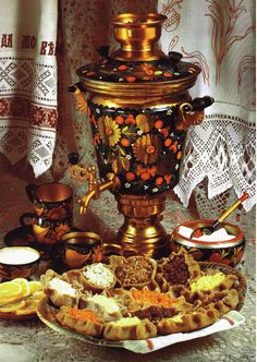 Russian Samovar :)