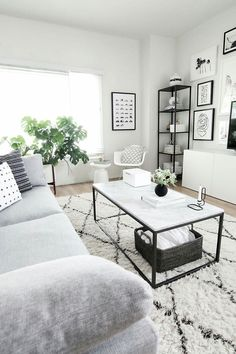 3 Eager ideas: Minimalist Home Apartments Interior Design minimalist decor living room scandinavian design.Minimalist Kitchen Industrial Lamps minimalist home living room lounges. Living Room Interior, Home Living Room, Apartment Living, Living Room Designs, Rustic Apartment, Apartment Therapy, Bedroom Apartment, Cozy Apartment, Apartment Ideas