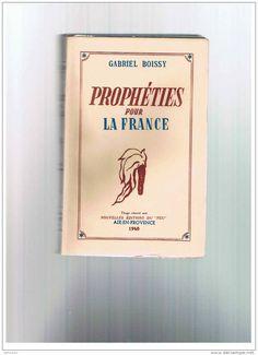 Gabriel, France, Books, Paper, Archangel Gabriel, Libros, Book, Book Illustrations, Libri