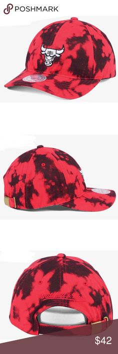 e0ecfc788ab New - Chicago Bulls Tie-Dyed Adjustable Hat Brand new never worn still has  original