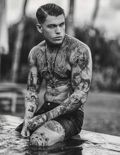 Stephen James by Errikos Andreou