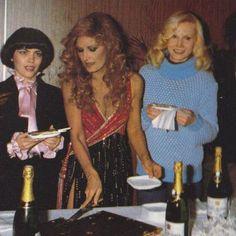 Mimi, Dalida et Michèlle Torr