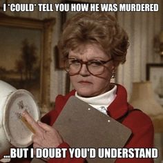 "J.B. Fletcher's epic internet hipsterization | 16 Reasons You MUST Revisit ""Murder, She Wrote"""