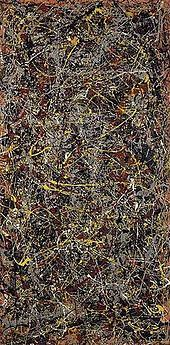 No. 5, 1948 - Jackson Pollock - Wikipedia, the free encyclopedia