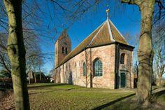 Kerk in omgeving: Godlinze
