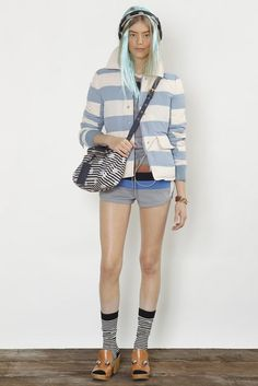 Bambi Northwood-Blyth for Marc By Marc Jacobs Resort 2013 Lookbook | Oyster