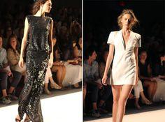 New York Fashion Week: Rachel Zoe Spring 2014 show