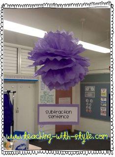 Classroom DIY: classroom environment