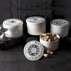 Canisters (Set of 4)