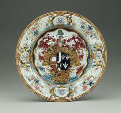 Plate [Chinese for the English market] (1978.196) | Heilbrunn Timeline of Art History | The Metropolitan Museum of Art