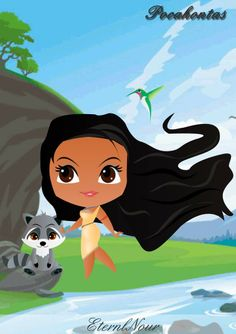 Avatar Pocahontas Disney princesse