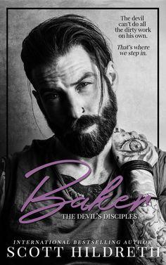 BAKER by Scott Hildreth – Susan's Books I Like