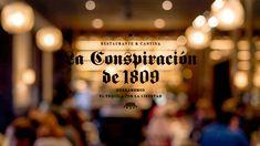 Restaurant по проектам | Фотографии, видео, логотипы, иллюстрации и брендинг в Behance Tequila, Window Signs, Behance, Restaurants