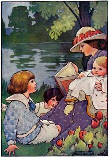 | Large Family Mothering