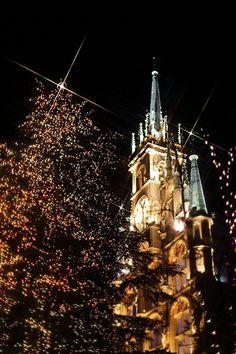 Christmas in Huis Ten Bosch (theme park), Sasebo, Nagasaki, Japan