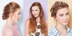 Must See gallery from Seventeen:    7 Pretty Spring Hairstyles To Get You Out Of Your Ponytail Rut