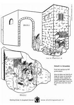 Entrada en Jerusalén pestañas