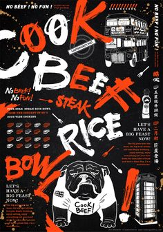 CooK BEEF ! on Behance