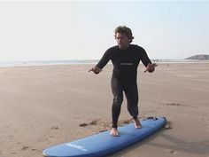 How To Surf : For Beginners