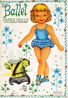 Click on the links below to go directly to the paper dolls featured in my blog:    My Version of My Fair Lady (for OPDAG)          Fashion...