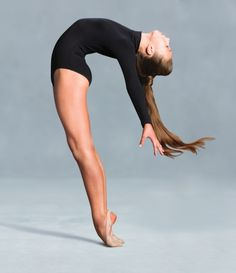 Sophia Lucia in Turning Pointe 55 Shoes by Capezio