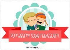 Nasze reguły - Pomagamy sobie nawzajem - Printoteka.pl