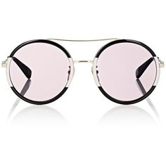 9b89c5a13c3 Gucci Women s GG0061S Sunglasses ( 400) ❤ liked on Polyvore featuring  accessories