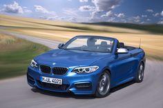 BMW Serie 2 Cabrio: la nuova piccola scoperta BMW