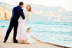 Getting Married by the Sea
