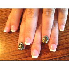 My Army camo nails. LOVE!!!