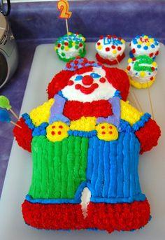 Gymbo Cake