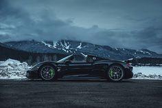 "1,873 Likes, 10 Comments - Marcel Lech™ (@marcel_lech) on Instagram: ""❄ @hre_wheels #Porsche #918 #weissach #hrewheels #snow #marcellech #carthrottle #carlifestyle…"""
