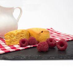 Muffin de frambuesa: Con el método Lev cuidarse significa comer sano sin renunciar al sabor. ¡Pruébalos!